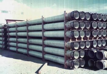 不銹蝕井管出口包裝