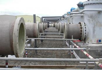 台中LNG液化天然氣接收站施工01