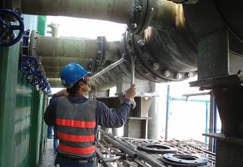 台中LNG液化天然氣接收站施工02