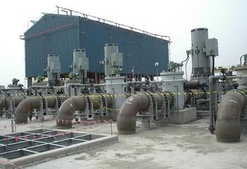 台中LNG液化天然氣接收站施工04