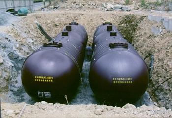 單、雙壁地下油槽