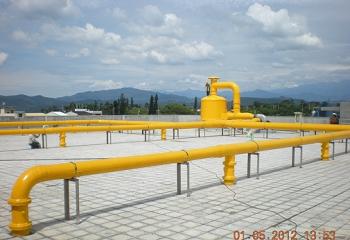 后里污水廠除臭設備安裝
