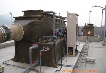 廍子水資源除臭設備