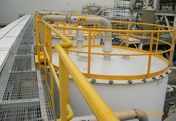 台塑嘉義新港廠開頂槽加蓋工程